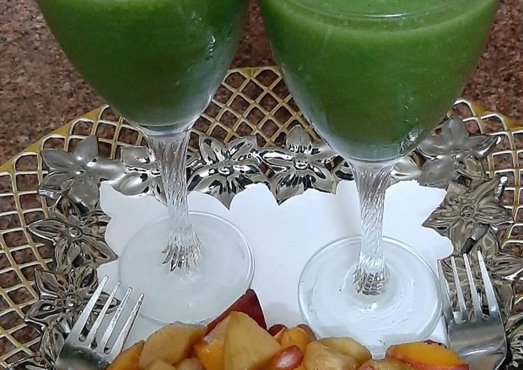 Hariyali Healthy Juice With Fruits