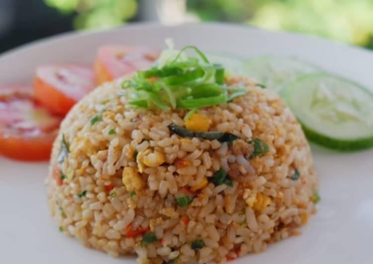 Nasi Goreng Daun Jeruk