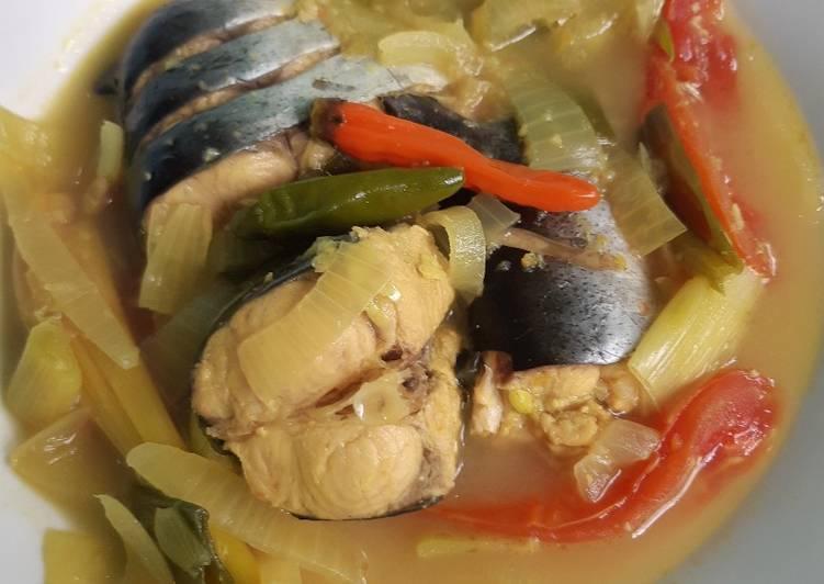 Soup Ikan Patin Asam Segar