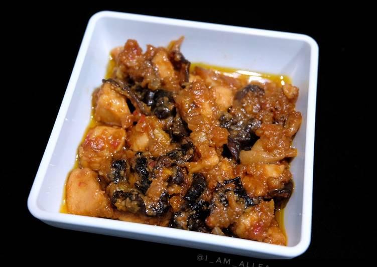 Cara Gampang Menyiapkan Tumis Ayam Jamur Anti Gagal