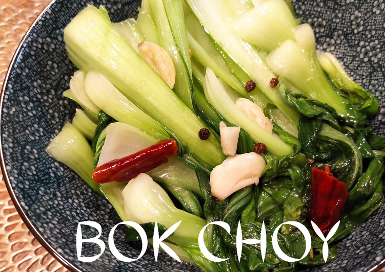 Recipe of Top-Rated Bok Choy Stir Fry