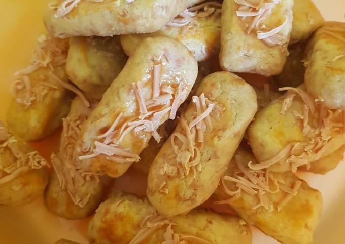 Resep Kaastangels Snack MPASI Anak 1th+