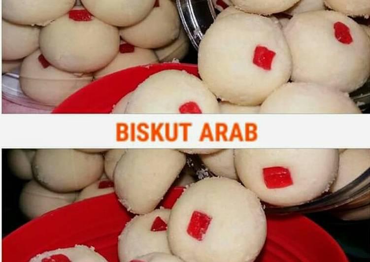 Biskut Arab #kchup