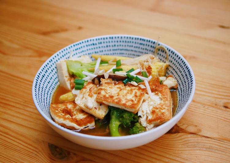 Step-by-Step Guide to Prepare Super Quick Homemade Tofu Stew