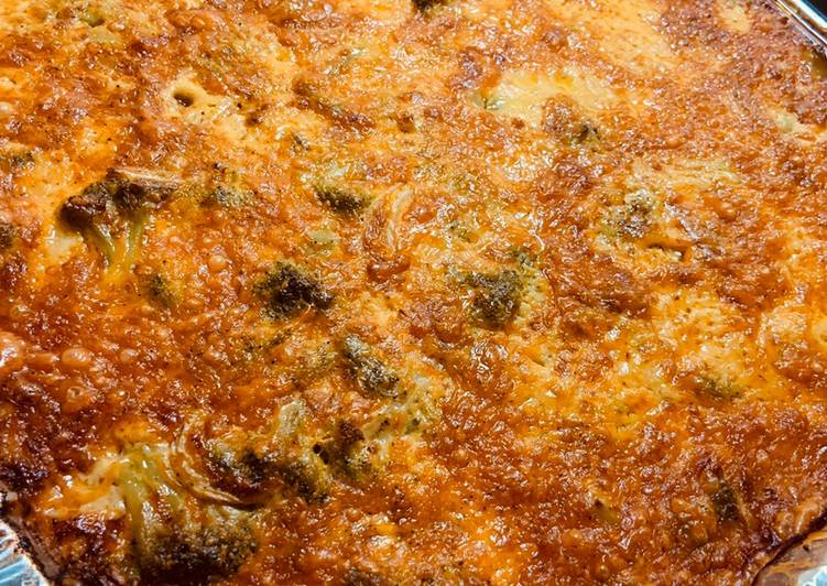 Turn to Food to Boost Your Mood Broccoli casserole