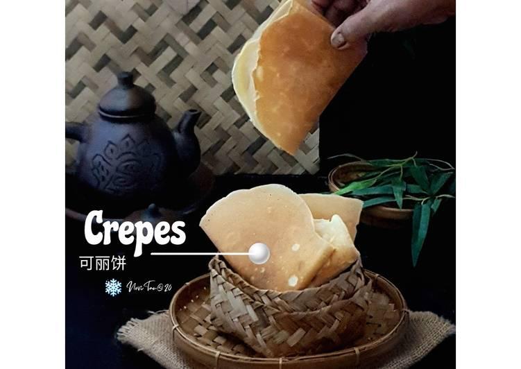 231. Crepes Renyah | Leker | 可丽饼
