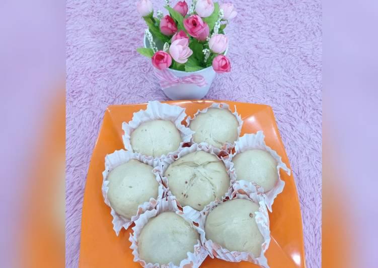 Cara Gampang Menyiapkan Mini Pao coklat keju yang Menggugah Selera