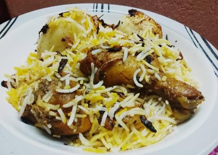 Absolutely Ultimate Dinner Easy Favorite Kolkata Biryani