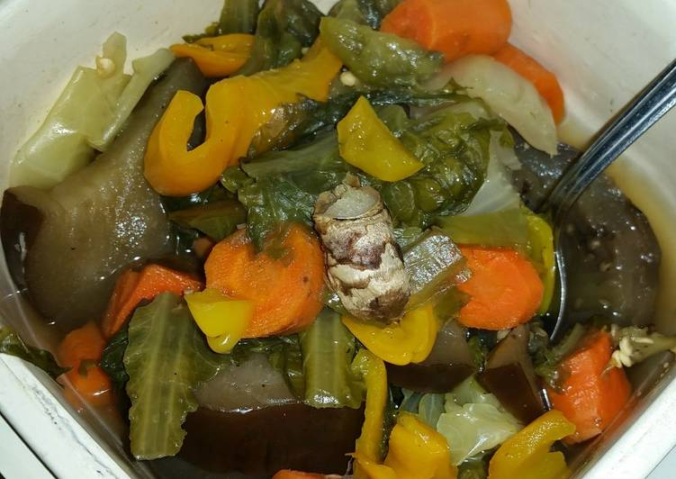 Picking The Right Foods Will Help You Stay Fit And Also Healthy Anita's Cabbage Stew