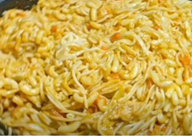 Pasta Noodles recipe Quick & Easy