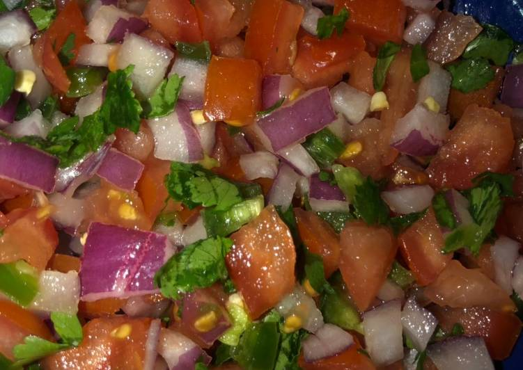 Pico de Gallo (spicy)