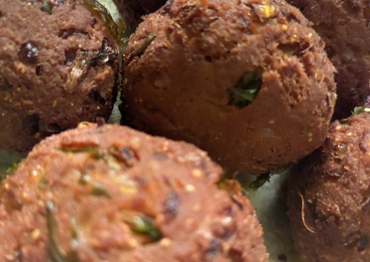 Simple Way to Prepare Favorite Mutton Keema Balls