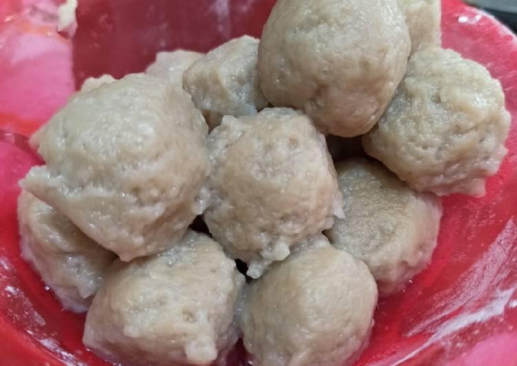 Bakso Jamur Tiram