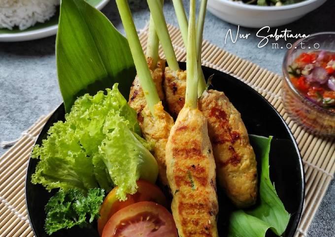 Resep Sate Lilit Ayam yang Sempurna