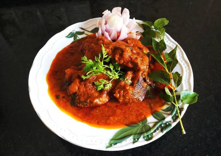 How to Prepare Any-night-of-the-week Andhra Style Catfish Curry Recipe