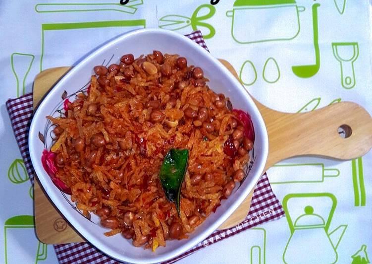 Kering Kentang Mustofa (homemade)