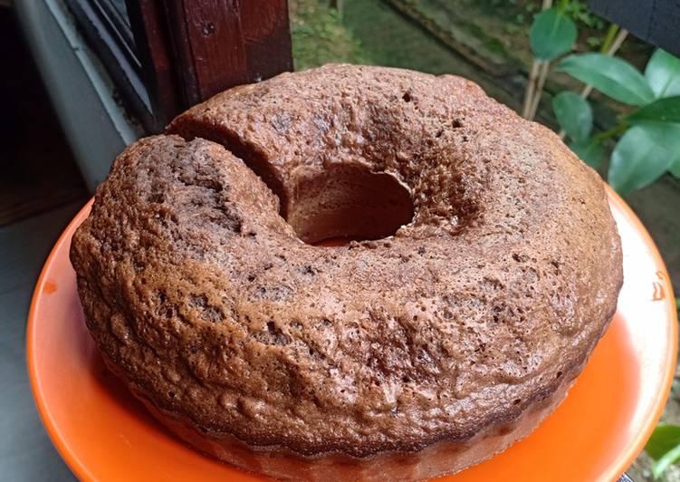 16. Bolu Chocolatos 6 Telur Presto ala Reg's Dish 🍽