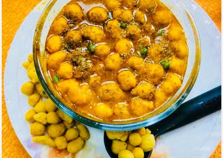 Besan Mongra Curry