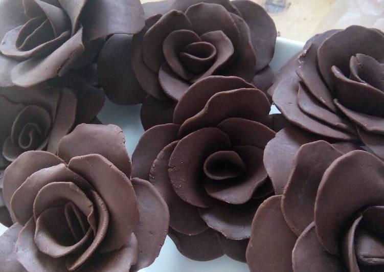 Resep Coklat Modeling Oleh Pipitiku Cookpad