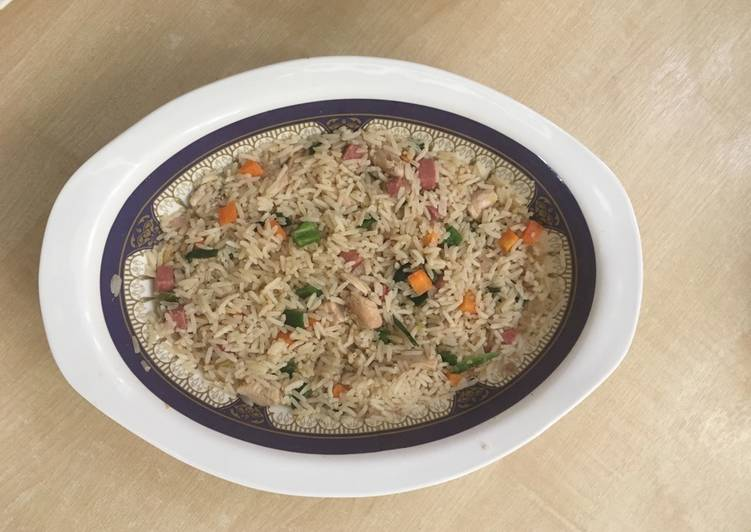 Chinese Special Fried Rice