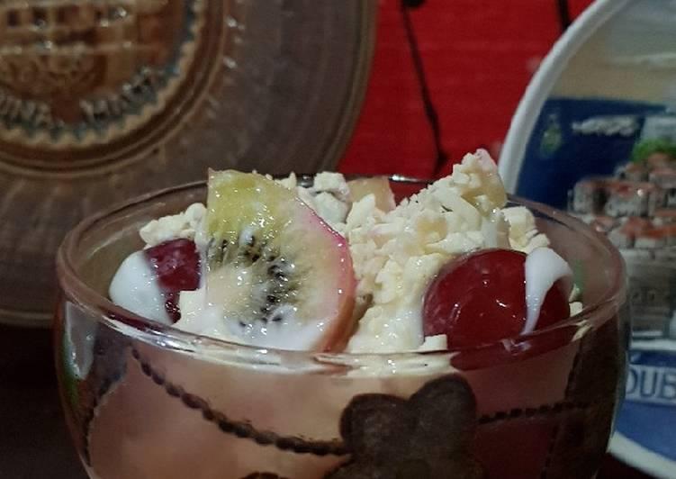 Salad buah special - cookandrecipe.com