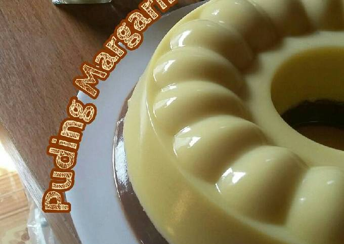 Puding Margarin