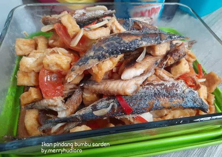 Ikan Pindang Bumbu Sarden