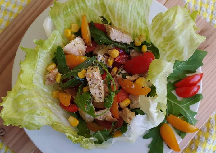 Carmen's Chicken salad