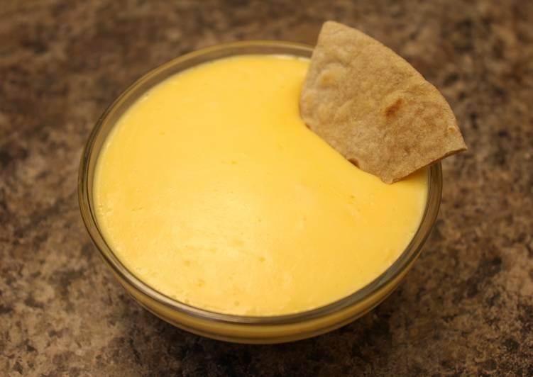 Nachos Cheese Sauce