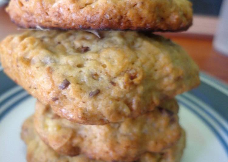 Recipe of Award-winning Muesli Chocolate Chip Cookies
