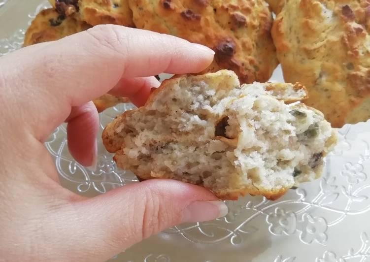 Comment faire Faire Délicieux Mini brioches vegan (ssa, gluten free, sans repos)