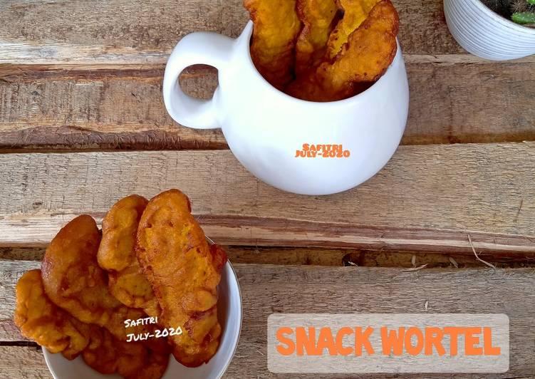 Resep Snack Wortel Yang Populer Pasti Endes
