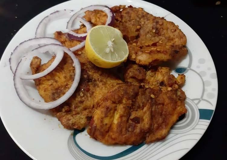 Chicken pasanday