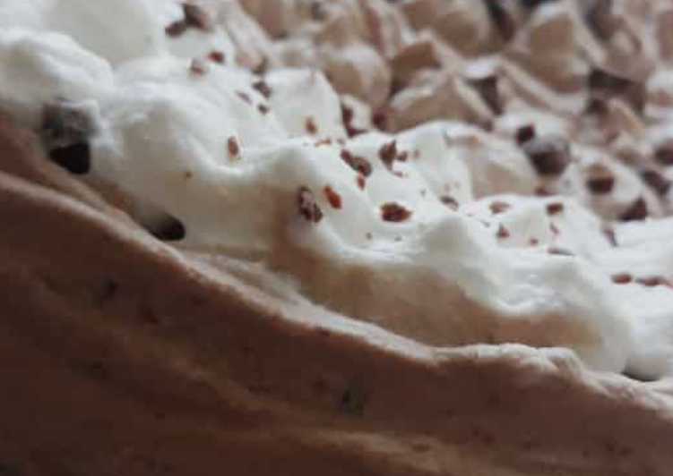 Ricetta Cake cream chocolate