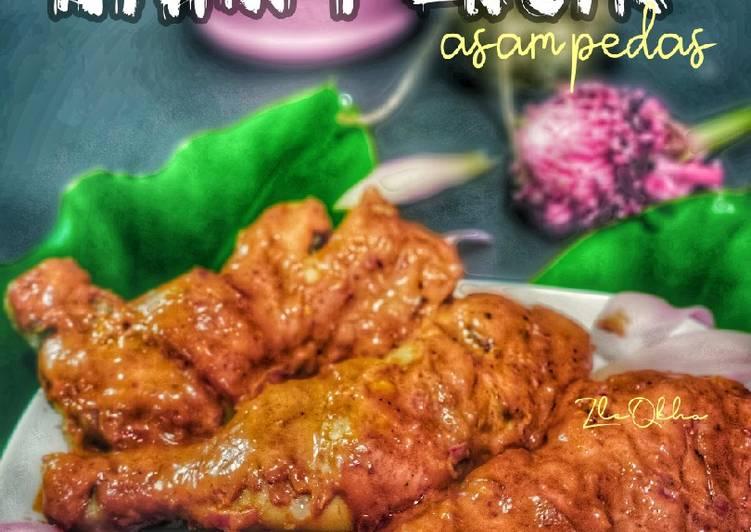 Ayam Percik Asam Pedas - velavinkabakery.com