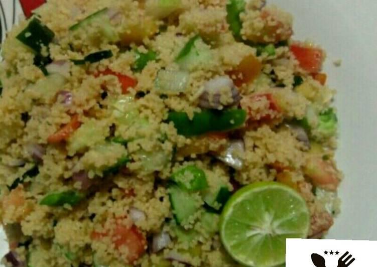 Couscous salad recip