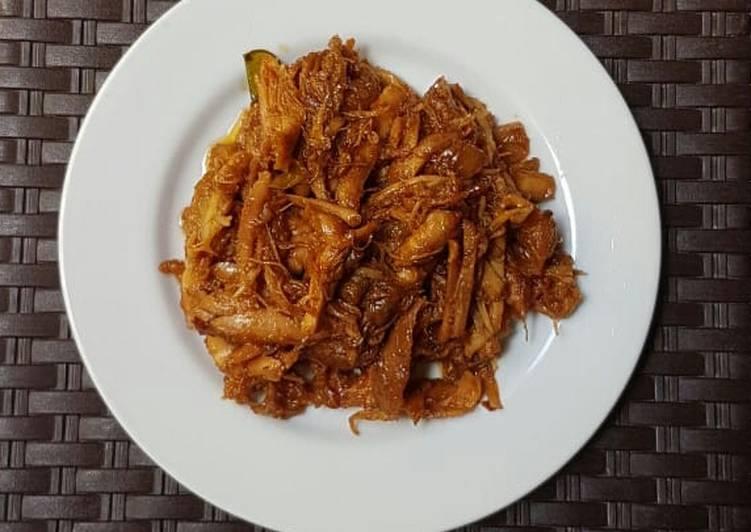 Ayam Suwir Kondangan