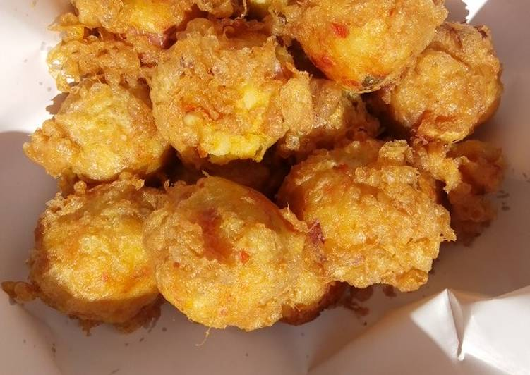 What are some Dinner Ideas Quick Yam balls