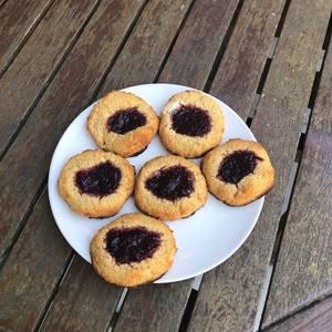 Keto - Pepas/bizcochitos dulces