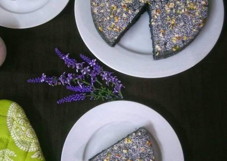 Black Rice Cake