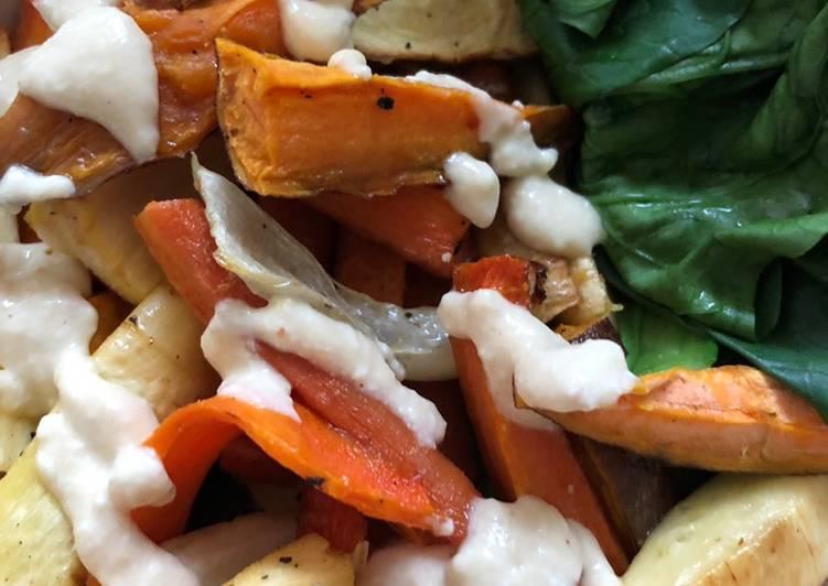 Easiest Way to Cook Appetizing Sesame Ginger Tofu dressing – vegan