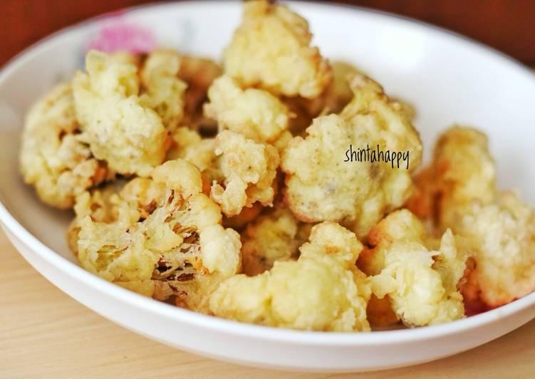 Brokoli Goreng Tepung Crispy