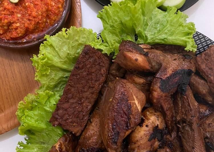 Ayam Panggang Grilled Pan - cookandrecipe.com