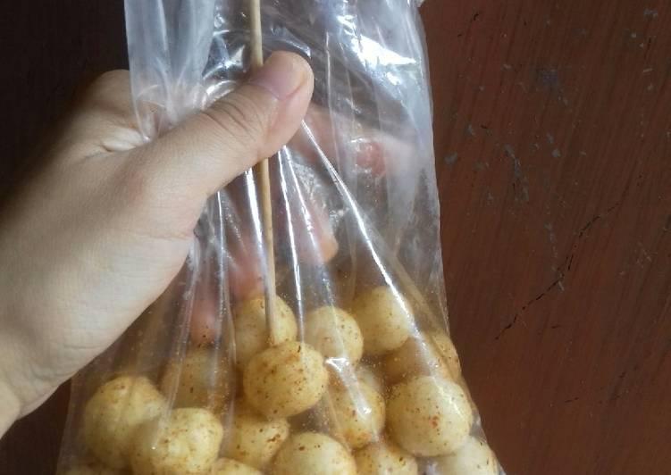 Cimol Simple Anti Meledak (Takaran Sendok Makan)