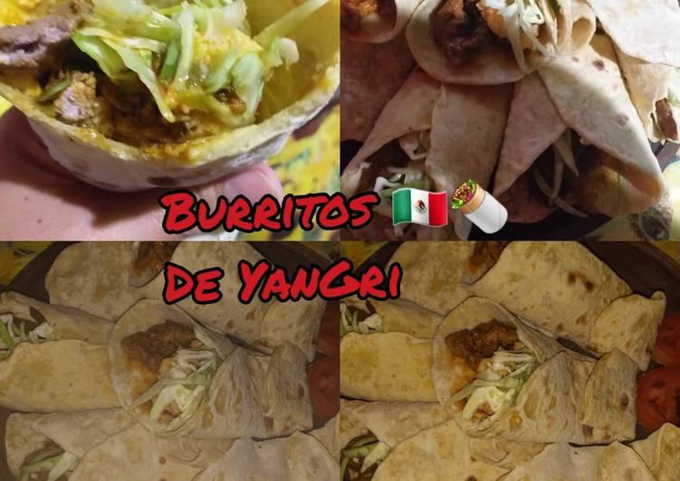 Burritos 🇲🇽🌯