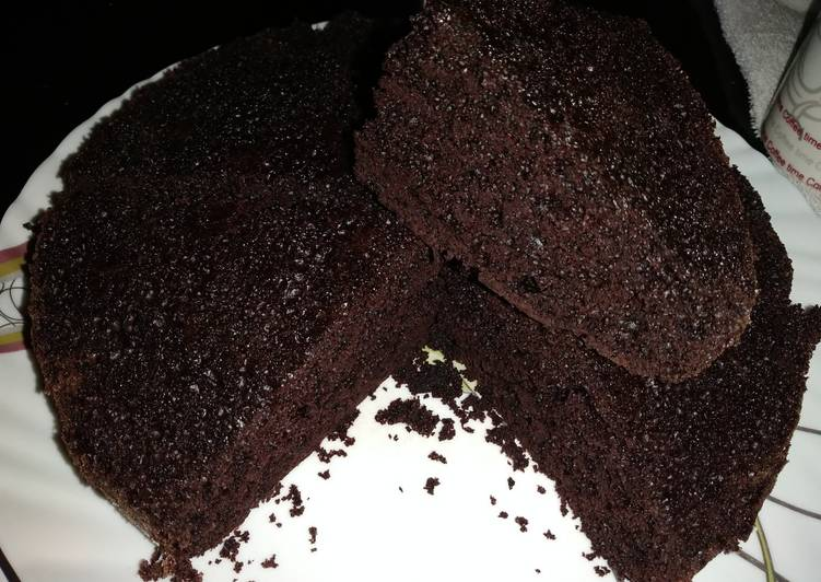 Easiest Way to Cook Perfect Chocolate craving cake# valentines recipe