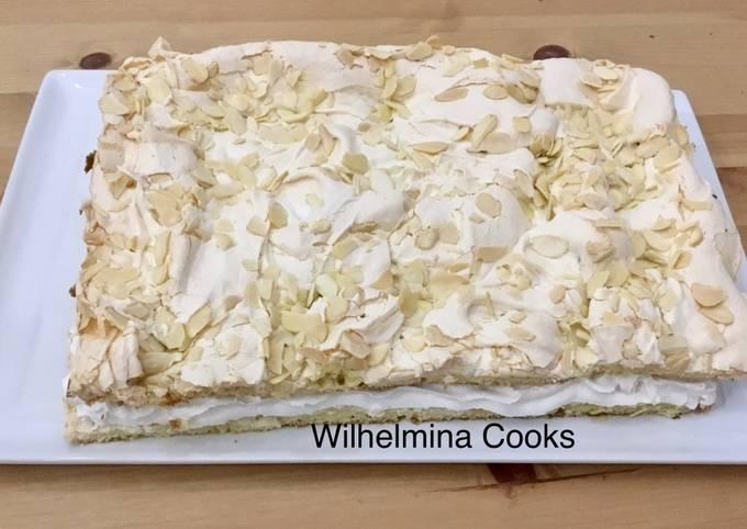 Verden Beste Kake (World's Best Cake)🇳🇴