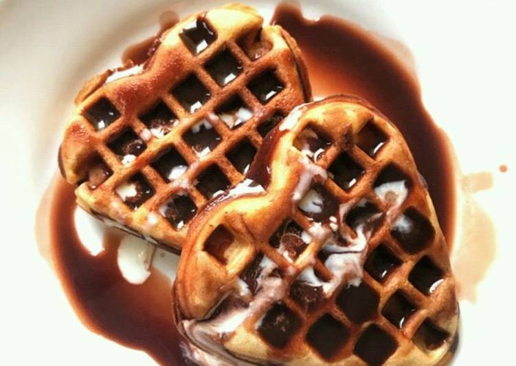 Step-by-Step Guide to Prepare Perfect Chocolate Waffles