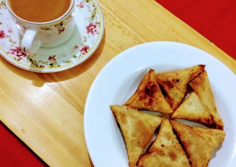 What are some Dinner Ideas Any Night Of The Week Qeema samosa