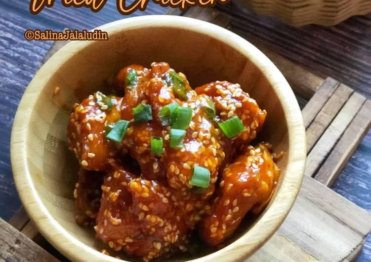 Korean Fried Chicken - velavinkabakery.com